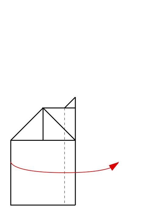 papierflieger bauen einfach