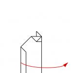 15) Flügel zur Unteransicht aufklappen